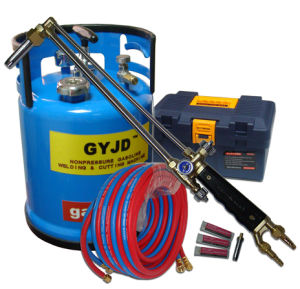 Gyjd Oxy Gasoline Cutting Machine Petrol Cutting Machine