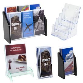 Wholesales Customized Photo Frame Magazine Acrylic Display Box pictures & photos