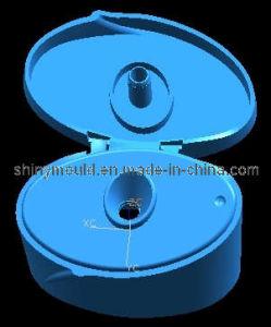 Flip Top Cap Mould (STM-PM-CM-FT)