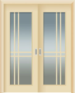 WPC Interior Doors (KS02)