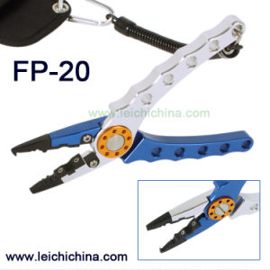 Top Grade Deluxe Aluminium Fishing Pliers pictures & photos