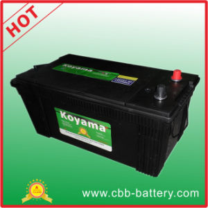 Korea Truck Battery Heavy Duty Rechargeable Mf Truck Battery N200-Mf pictures & photos