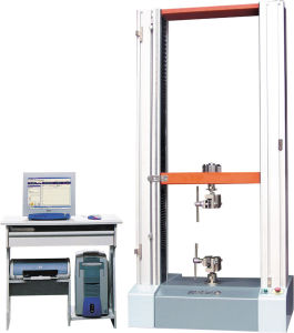 Electronic Universal Testing Machine WDW-5E pictures & photos