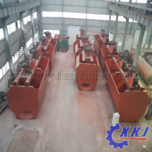 Technology Support Copper Ore Processing Equipment/ Flotation Machine pictures & photos