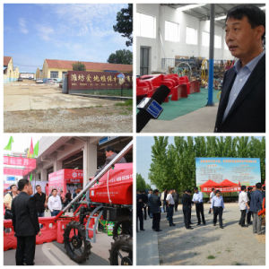 Aidi Brand Self Propelled Diesel Engine Boom Sprayer for Farm Field pictures & photos