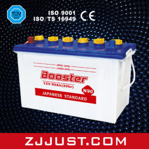 Dry Charged Automotive Car Lead Acid Battery N150 pictures & photos