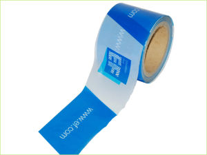 Barricade Tape with SGS Approved SGS Certification pictures & photos