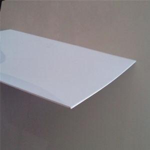 Plastic Sheet PVC Rigid Film 0.5mm Thick pictures & photos