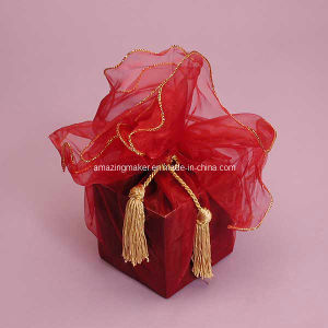 Excellent Organza Fabric Wrap for Gift (AM-OB003)