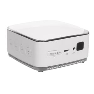High Lumen Full HD Mini Portable Wireless DLP Projector pictures & photos