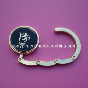 Metal Folding Bag Hanger (ASNY-LUBH901) pictures & photos
