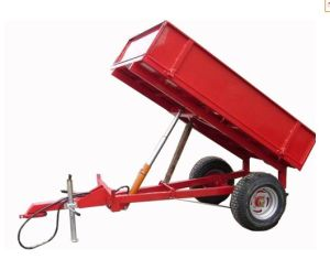 Tippling Trailer for Tractor (TR100-TR350) pictures & photos