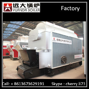Factory 2.8MW Coal Fired Hot Water Boiler for Greenhouse Heating pictures & photos