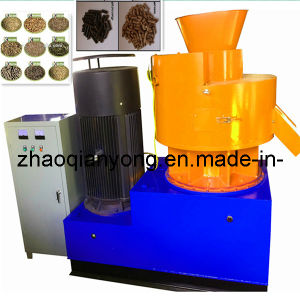 2014 Hot Sell New Design Vertical Double Ring-Die Pellet Mill pictures & photos