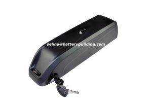 13s4p 48V 10.4ah Samsung Downtube Lithium Battery for 500W Electric Bike pictures & photos