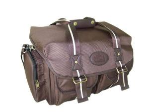 Nylon and Imitation Leather Range Bag (HA304NLPU)