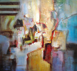 Oil Painting of Abstract New Design (ADA9031) pictures & photos