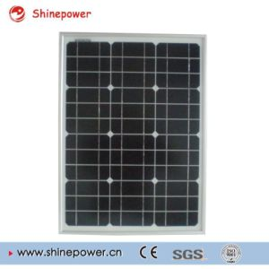 30W Mono Solar Module /Solar Panel for Solar System Use. pictures & photos