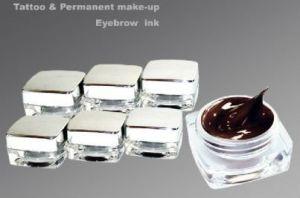 Semi Permanent Makeup Eyebrow Tattoo Pigment Gel pictures & photos