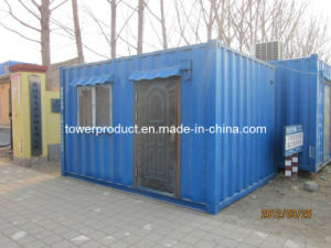 Megatro Non-Demountable Container House (MG-NDCH02) pictures & photos