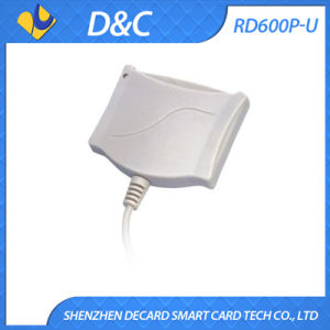 PC/Sc USB Contact Smart Card Reader Support ISO7816 Card pictures & photos