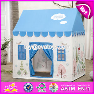 Indoor or Outdoor Children Pretend Playhouse Cottage Tent House for Kids W08L001 pictures & photos