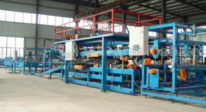 Rock Wool Composite Sheet Roll Forming Machine