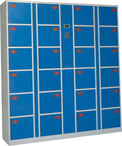 Self-Setting Code Electronic Locker (DKC-S-24) pictures & photos