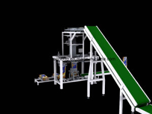 Automatic Bag Packing Machine pictures & photos