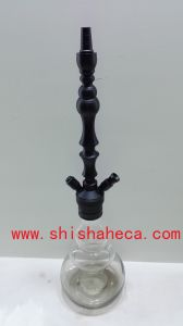 Black Aluminum Nargile Smoking Pipe Shisha Hookah pictures & photos