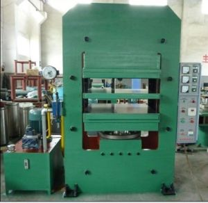 Rubber Compression Molding Machine/Rubber Machine pictures & photos