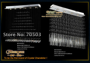 New Design Modern Crystal Ceiling Lamp 501