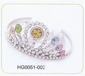 Wedding Jewelry - Bridal Tiara (HG0051-002)