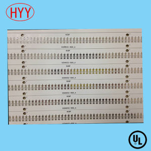 Metal Based Single Aluminum PCB for Light pictures & photos