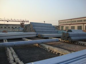 Welded Galvanizing Steel Pipe pictures & photos