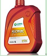 Lopal Sonic Motorcycle Engine Oil (SF)