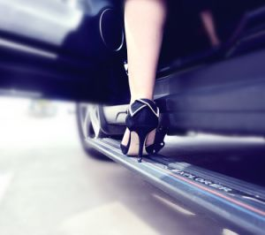 Auto Accessory Electric Side Step/Running Board