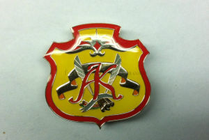 Metal Enamel Pin Badge Promotions Badges Epoxy Resin Badges pictures & photos