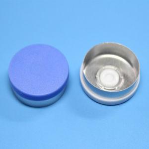 Aluminum Plastic Flip Cap pictures & photos