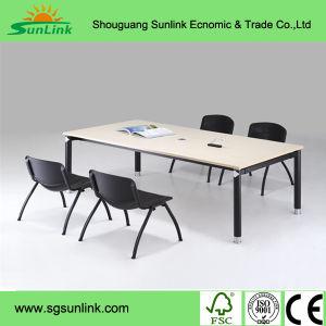 Metal Desk\Steel Furniture\Metal Wooden Furniture (HW-MC-02) pictures & photos