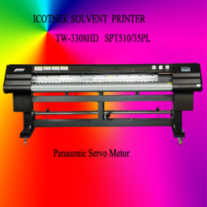 Large Format Printer (with SPT 510/35PL with Panasonic Servo Motor, and Imported Parts Railway)