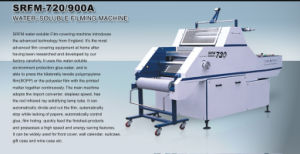 Water-Soluble Film Laminating Machine (SRFM-720/900/1100)
