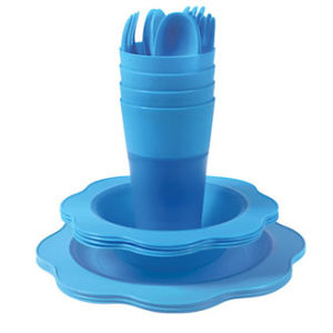 24PCS Plastic Picnic Set (HP2656)