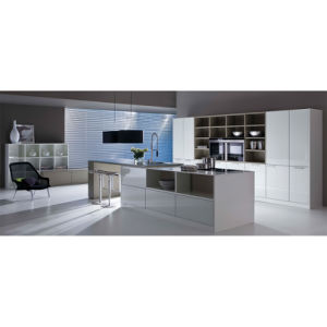 Grandshine Modern High Gloss Lacquer Wooden Wholesale Kitchen Cabinets pictures & photos