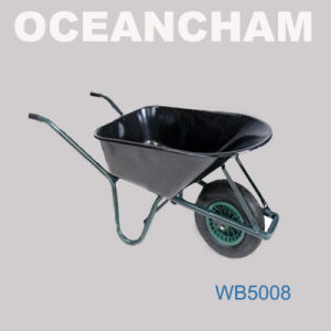 Wb5008 Gardening Equipment Garden Wheelbarrow Wheel Barrow