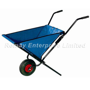 Folding Wheel Barrow (WB0400) pictures & photos