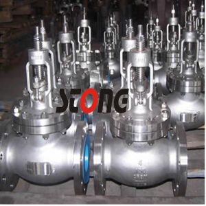 API ANSI BS Stainless Steel Cast Globe Valve for 150lb pictures & photos