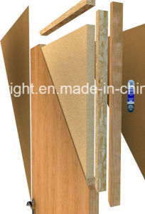 Architectural Grade 5-Ply Particleboard Core HPL, Hpdl Door for Hospital and Hotel pictures & photos