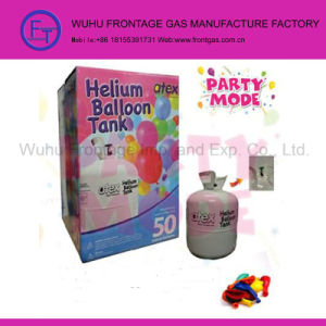 Balloon Time Helium Gas Canister pictures & photos