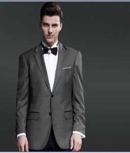 2016 Trendy New Wedding Suit, Made to Measure Men′s Wedding Suits pictures & photos